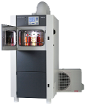 stand-alone rotating rack xenon instrument