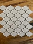Clipped Diamond Porcelain Mosaic