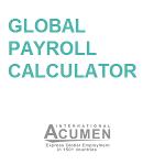 Global payroll calculator: