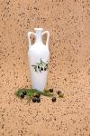 "Ceramic Olive Oil Bottle ""Amphora Classic"""