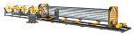 Станок для изготовления каркасов колонн SGH15-12