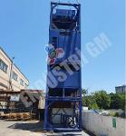 Abrasive Recovery Tower