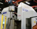 LIEBHERR LC 500 CNC-Zahnrad-Abwälzfräsmaschine