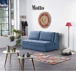 Sofa Bed click clack sofa bed with storage