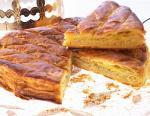 Feuilletage et la pâte laminée