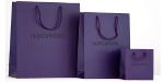 High quality luxury paper bag