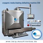 Installation d'ébavurage cryogénique E90