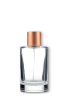 Clear AOS Glass Personal Fragrance Bottle