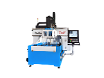 CNC plate drilling and tapping machine