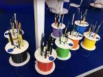 Trommelbare Leitungen für die Kran- / Hebetechnik