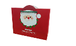 Christmas recycled paper bag