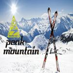 Lot de Parka Homme Peak Mountain