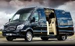 Minibus with driver to rent - services