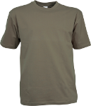 T-Shirt Coton Uni