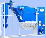 Зерновые Сепараторы  Зерноочистительное оборудование
