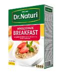 Whole Grain Cereals with Buckwheat, Wheat and Bran