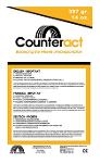 "Балансировочный микробисер ""Counteract"" 397гр."