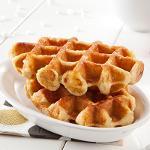 Liege Waffles (with pearl sugar)