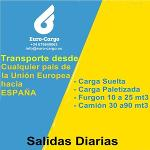 Imports to Spain