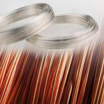 Single wire / Round wire made from copper