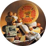 Traditional Bergamo cheese