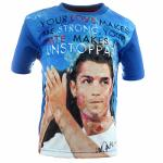 T-shirt calcio CR85