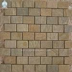 Natural Stone Mosaic Panels For Interior Wall
