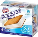 Gelado Sandwich Nata S/Açucar