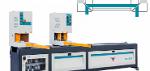 DK 503 - Double Corner PVC Welding Machine