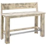 Timber High Bench 2