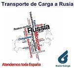Transporte de Mercancias a Rusia