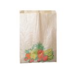 1000 Sacs Fruits Et Légumes 3kg - Kraft 36x20x36cm