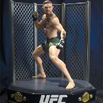 Famous People Portrait UFC World Boxing Resin Figure