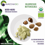 Organic Muru-Muru Seed Butter
