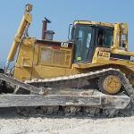 USED CATERPILLAR D8R II CRAWLER DOZER FOR SALE