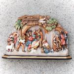 NATIVITY RELIEFS AND LANTERNS