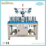 32 spindle carrier rope braiding machine