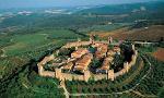Monteriggioni e Antinori Chianti Classico