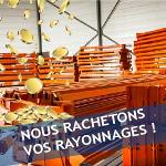 Rachat de vos rayonnages