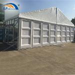 ABS&Glass Wall Arcum Marquee Tent For Outdoor Wedding...