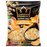 """Instant oatmeal porridge with cream """"With apricot"""". Product"""