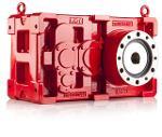 Motoréducteurs hélicoïdaux à usage industriel (Série A/AE)
