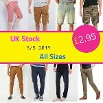 Brand New Mens SUMMER clothing OFFER UK