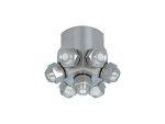 7KB series – Seven-head full cone spray nozzle