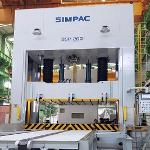 Hydraulic presses_DSP and PTS2 series