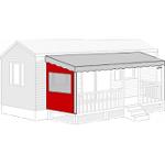 Terrasse Mobil Home Joue gauche