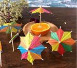Parasol sticks