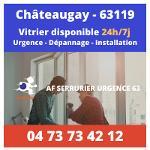 Vitrier sur Châteaugay – 24h/24 et 7j/7