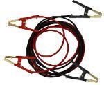 Câbles de démarrage - pinces plates en laiton 35mm² - 4,50m