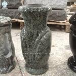 Wholesale Granite Cemetery Monument Vase
